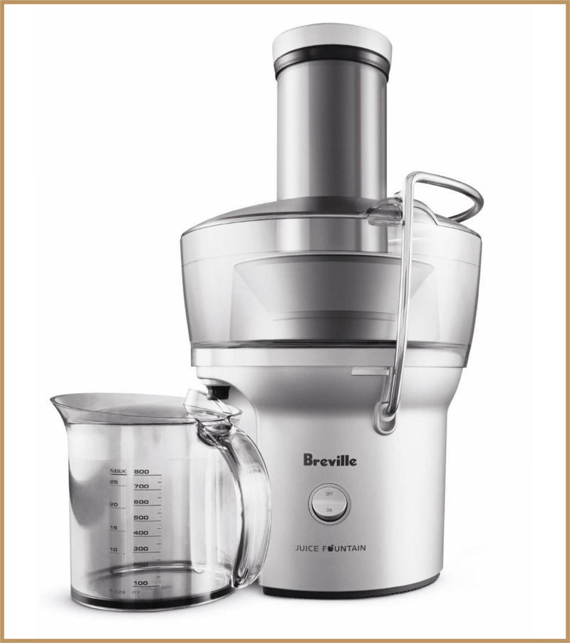 Breville Centrifugal Juice Extractors bestjuicers.ca